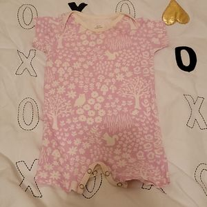 Winter water factory 3 month baby romper